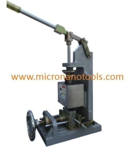 Manual-Benchtop-Injection-Molding-Machine-MIM-100-a-standard-mold-amp-Free-Shipping