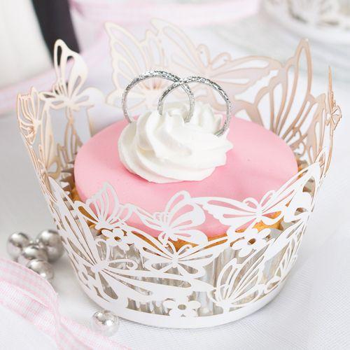 Un peu de romantisme dans l'originalité pour faire palpiter les cœurs. http://cupcakeavenue.fr/54-cupcake-original