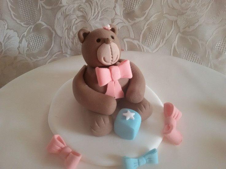 Osita Torta Baby Shower