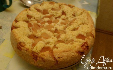 Яблочный пирог Шарлотка по маминому рецепту в мультиварке | Кулинарные рецепты от «Едим дома!»