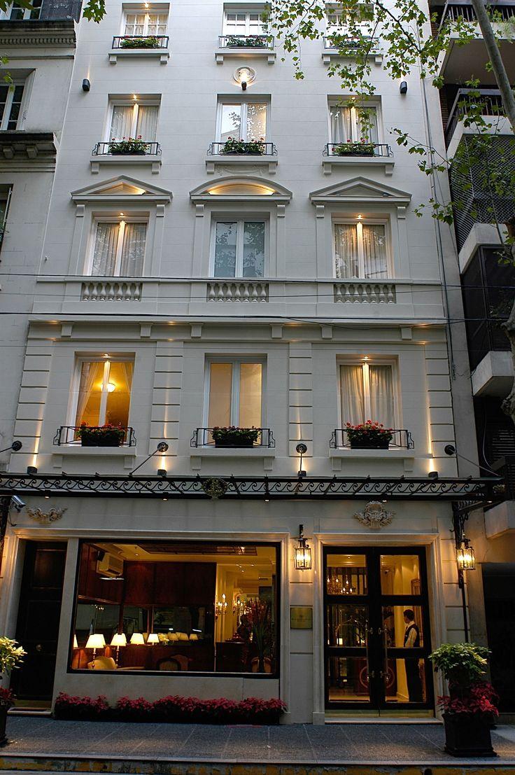 Meliá Recoleta Plaza Hotel. Buenos Aires