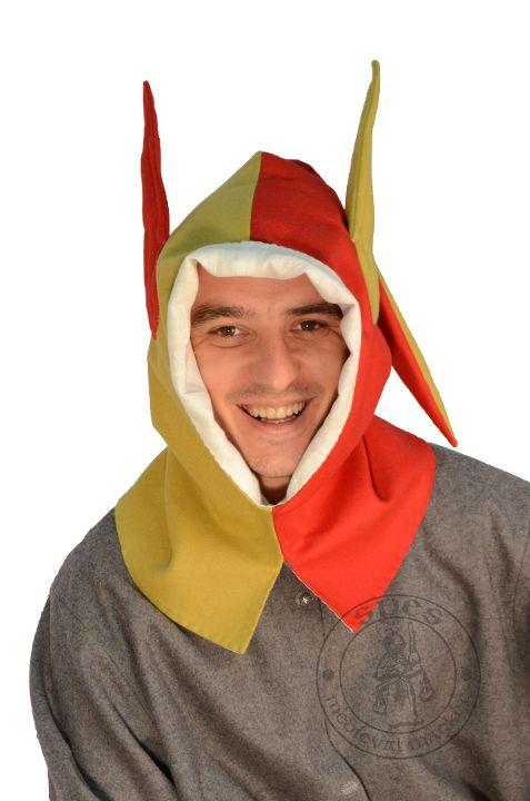 Jester's hood. SPES Medieval Market