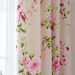 Image Result For Pink Floral Curtains Decor Pinterest Floral