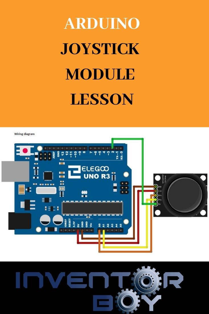 This lesson will teach you how to use a Joystick Module with