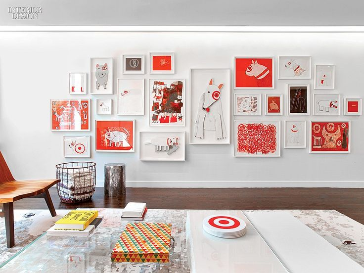 interiordesignmagazine rottet studio hits the bulls eye with targets pr and marketing office