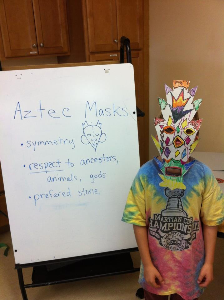 aztec clay mask instructions