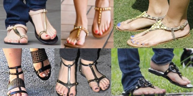 Sandali bassi: borchiati, dorati o laminati.... basta che siano flat! Accantoniamo pure i tacchi vertiginosi e lasciamoci andare al super-comfort .  http://www.sfilate.it/194422/sandali-bassi-borchiati-dorati-o-laminati-basta-che-siano-flat