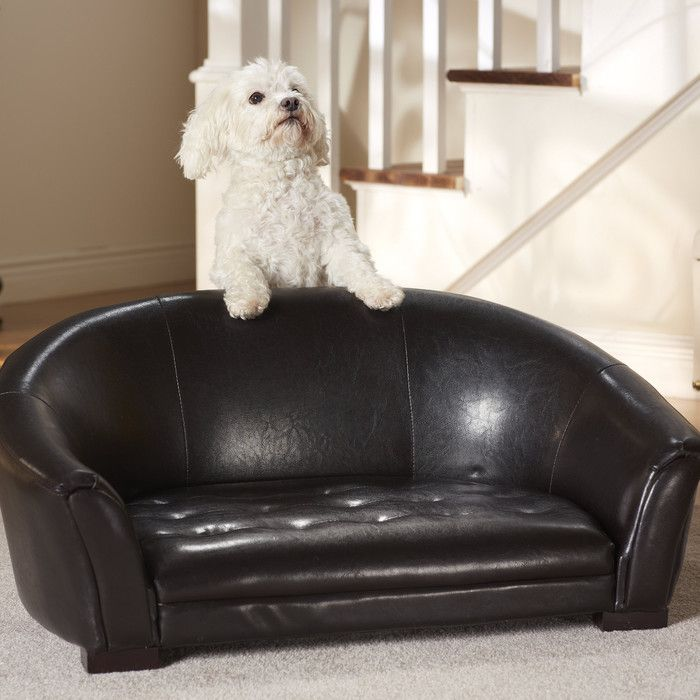 Enchanted Home Pet Artemis Faux Leather Sofa Ping The Best Prices On Sofas Furniture