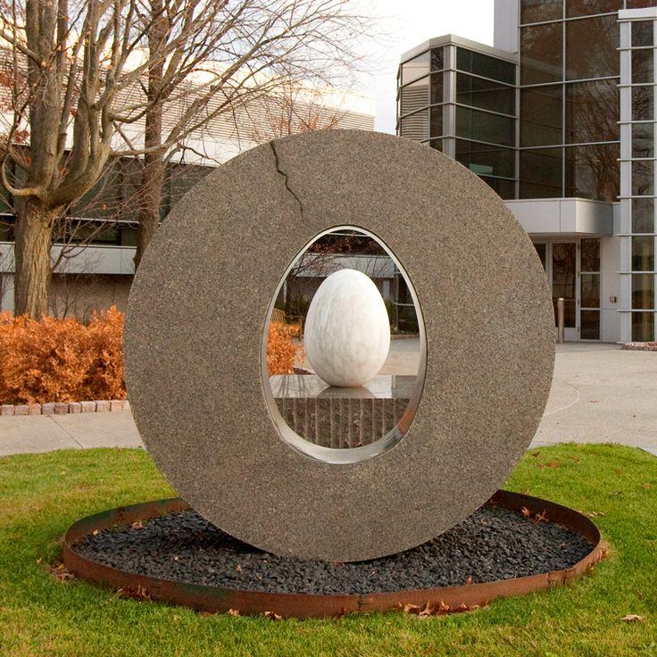 University of Michigan in Ann Arbor -- a walking sculpture tour!