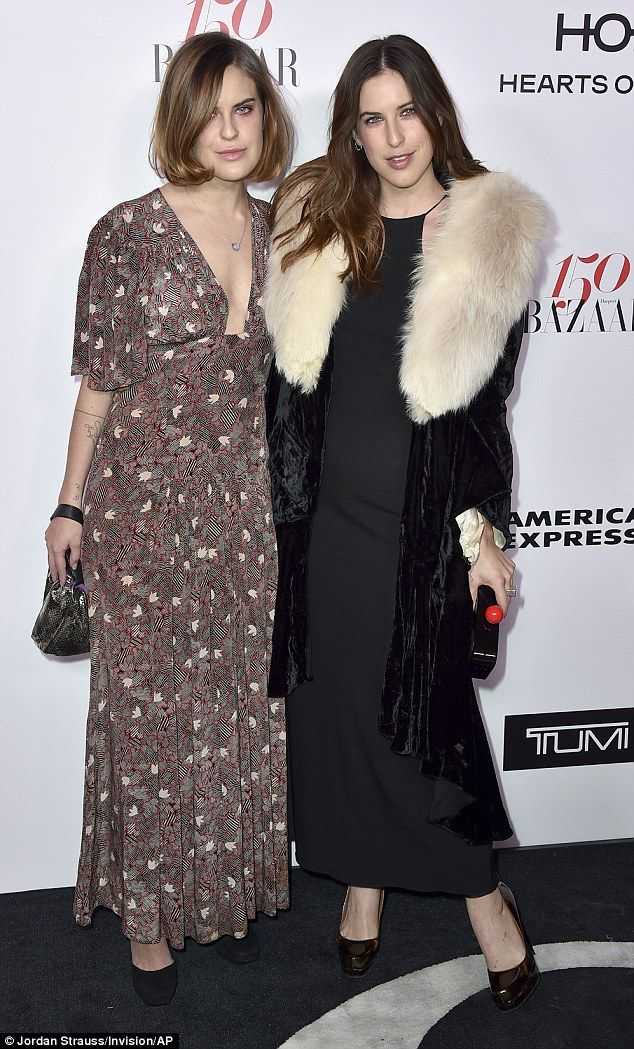 Glamour gals: The Tinseltown sisters are among young Hollywood's most-relevant fashion pla...