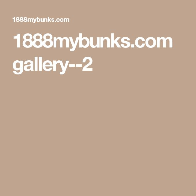 1888mybunks.com gallery--2
