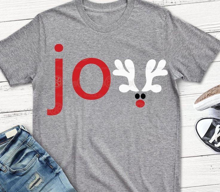 Download Joy svg, santa svg, Christmas SVG, reindeer svg, cute ...