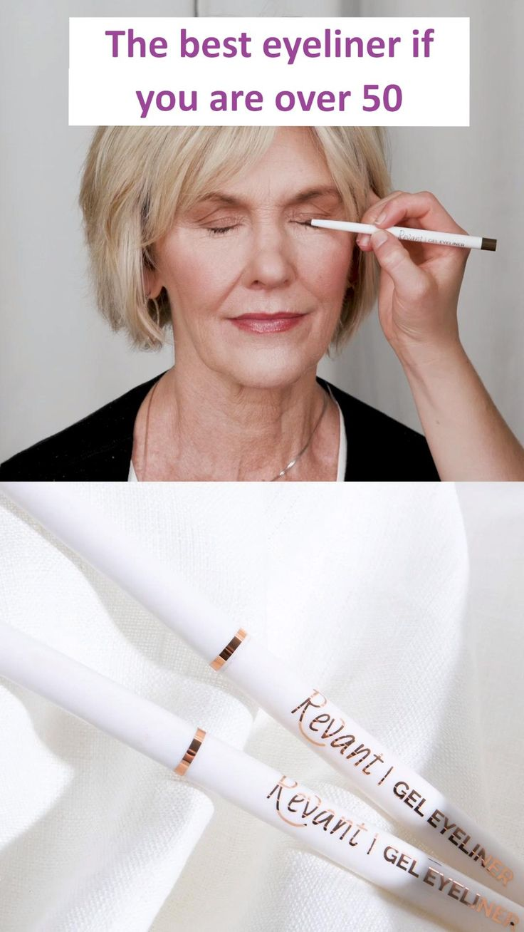 The best eyeliner for people over 50