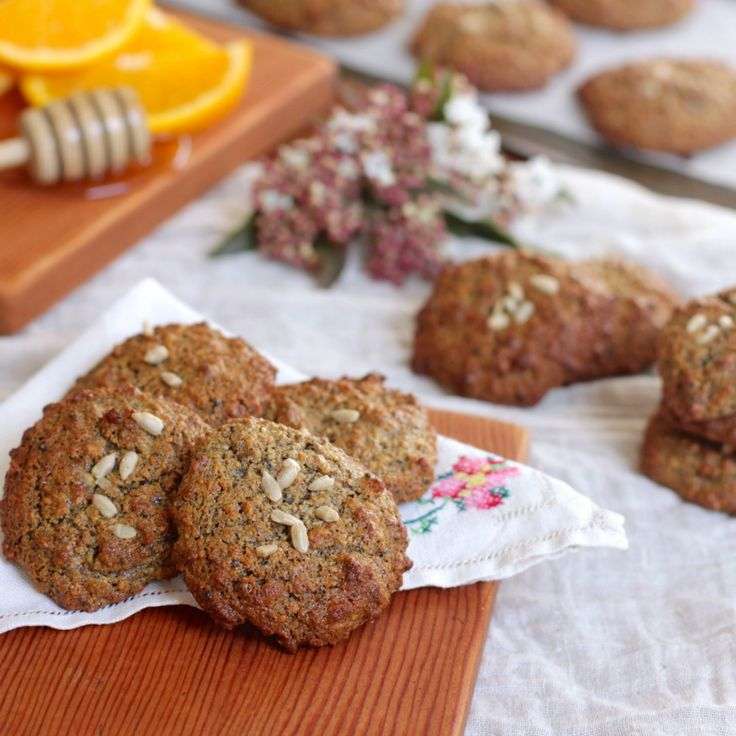 Here are 27 honey recipes that are meant to bee. Like these BEE-utiful Orange and Honey Seed Biscuits