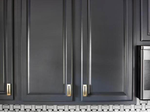 How to Refinish Cabinets Like a Pro Give your existing kitchen cabinets a high-end designer look with these professional refinishing tips from HGTV.com.