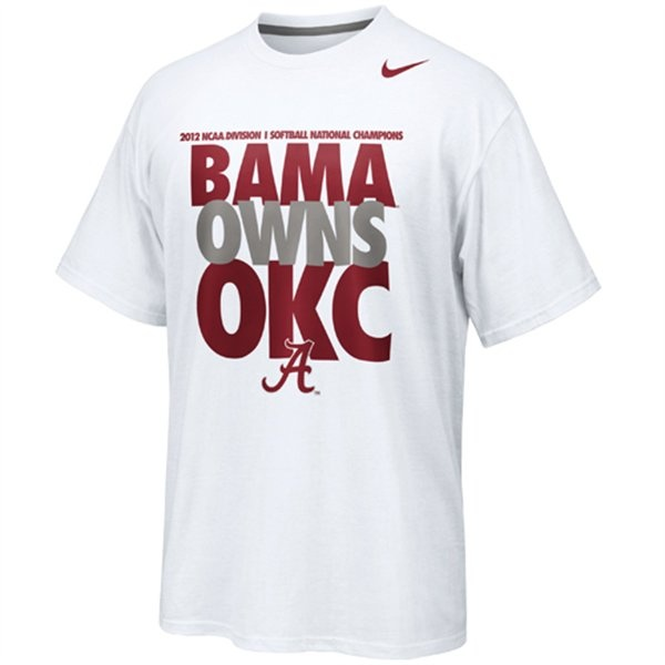 Alabama Softball Champs T-Shirt