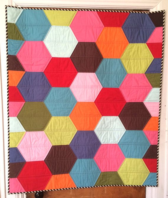 Gumball Quilt Kit with Backing Included by Pipersgirls on Etsy