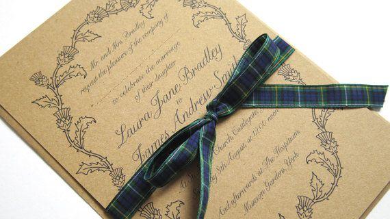 Wedding Invites Scotland: 25+ Best Ideas About Thistle Wedding On Pinterest