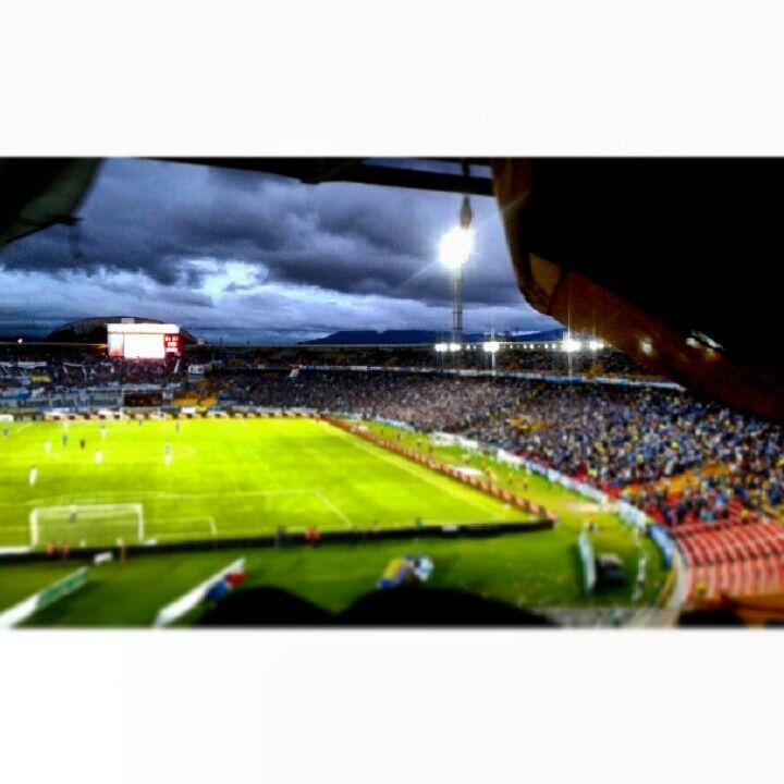 Estadio Nemesio Camacho El Campín en Bogotá, Bogotá D.C.