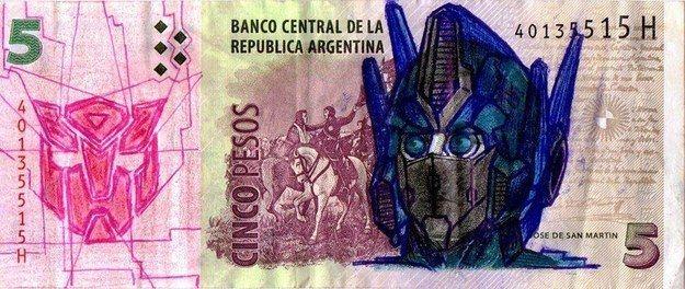 Los 43 billetes mejor decorados de la historia