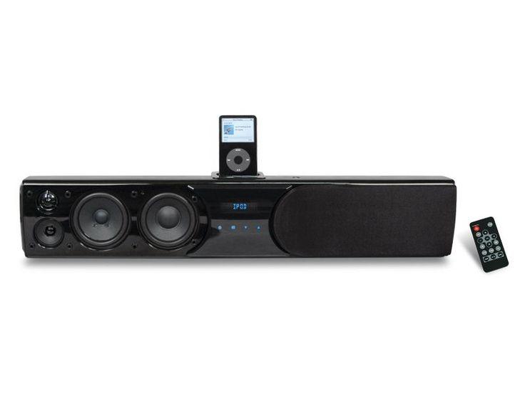 Crystal Audio SSB-1 review | Can a soundbar really best surround sound systems? Reviews | TechRadar