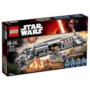 LEGO® Star Wars™ Resistance Troop Transporter 75140 – Target Australia