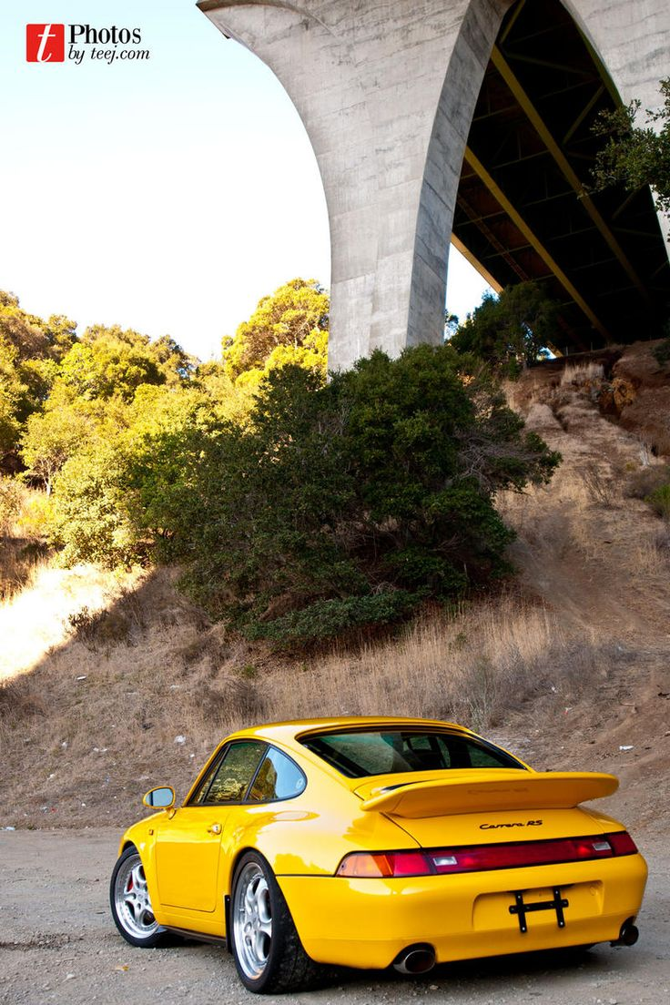 Yellow car porn on rennlist