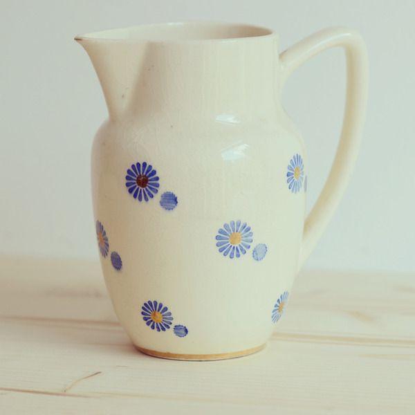 ELSTERWERDA, DDR; GDR, Vintage Tableware