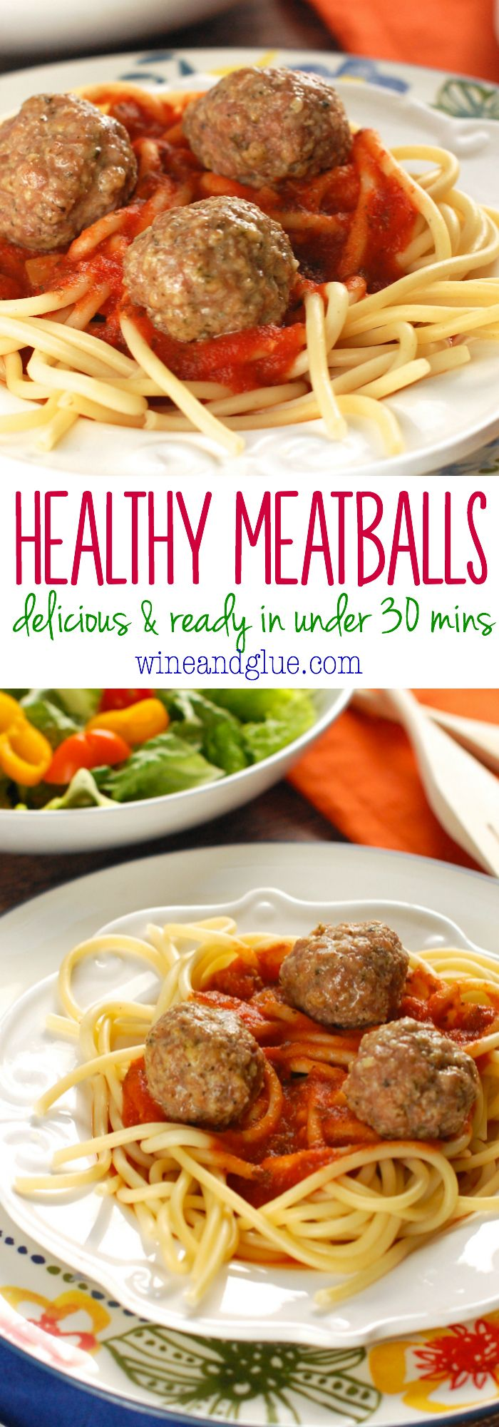 how to make healthy ground turkey meatballs