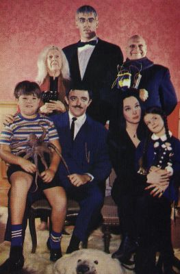 The Death of Carolyn Jones and the Cast of The Addams Family