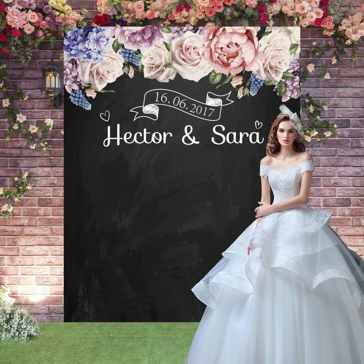 Best 25 Wedding Chalkboard Backdrop Ideas On Pinterest