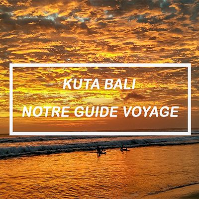 Communément appelée Kuta Bali, cette ville touristique est connue pour ses bars, ses plages comme Kuta beach et ses rouleaux de vagues appréciés des surfeurs.   Kuta est une commune de la province de Bali en