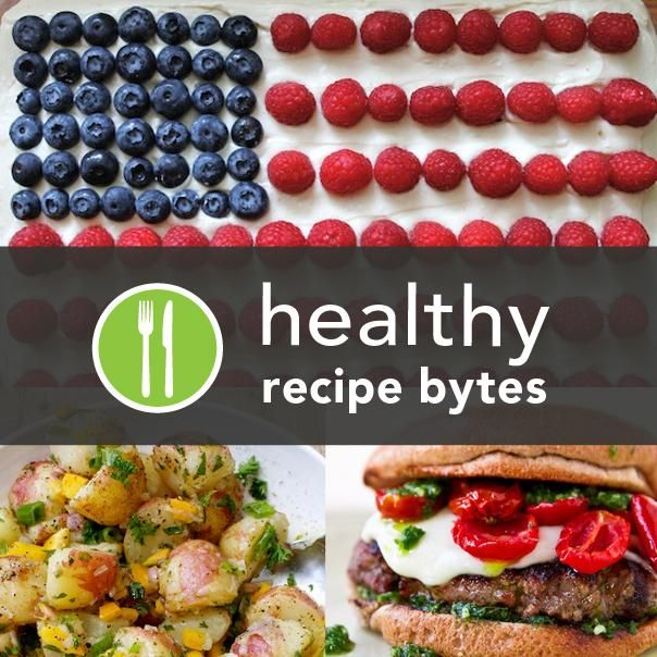 10 Healthy 4th Of July Recipes From Around The Web