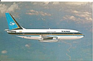 TAME Ecuador 737-2V2 HC-BIG/FAE 607