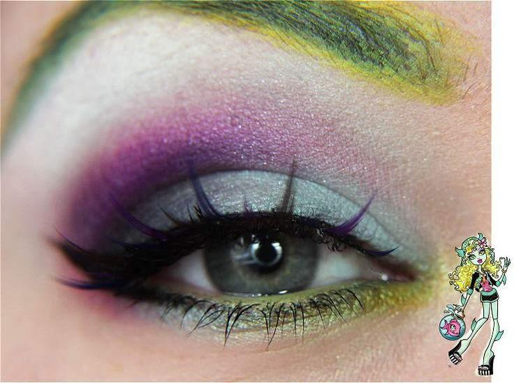 Lagoona Blue / Monster High /  - GORGEOUS makeup by Jangsara (https://www.facebook.com/jangsara.fanpage)