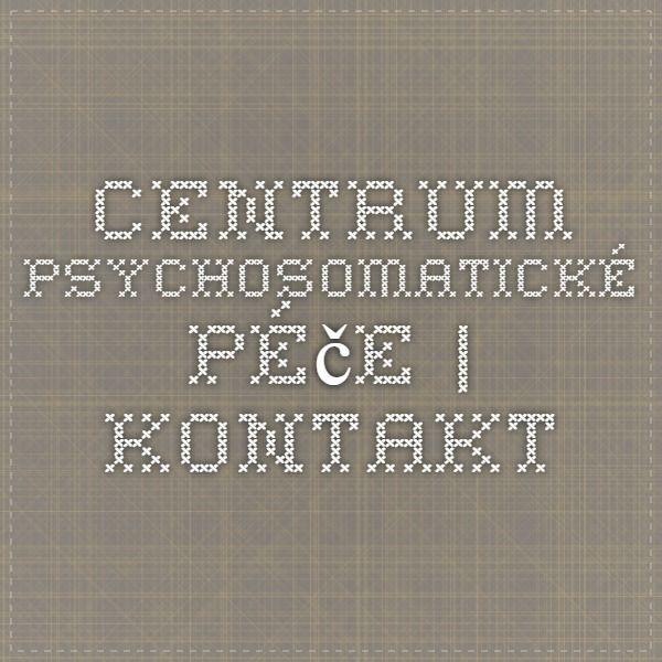 Centrum psychosomatické péče | KONTAKT