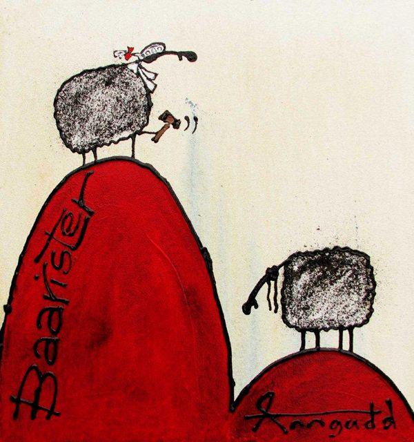 """Baarister"" by Ann Gadd."