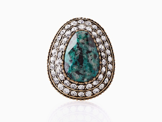 Crystal Jade Ring by Samantha Wills  - LOVE LOVE LOVE