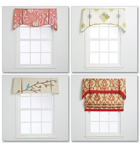 10 Images About Valance Patterns On Pinterest Sewing Patterns, Window Treatments And Arts photo - 7
