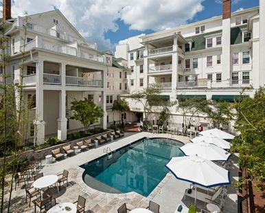 The Partridge Inn Augusta, Curio Collection by Hilton, GA - Outdoor Pool