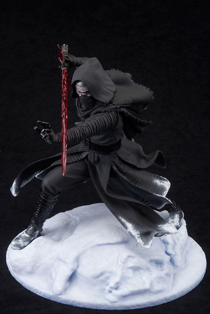 Kotobukiya Star Wars Kylo Ren ARTFX 1/7 Statue - Movie Figures - 4