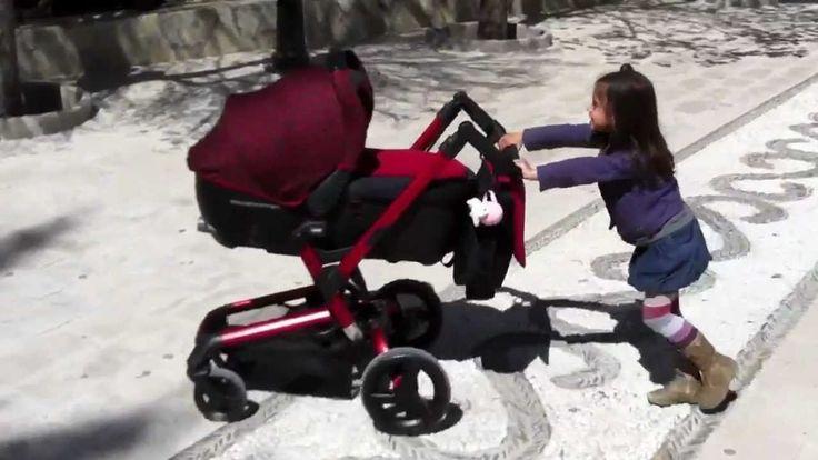 Jane Rıder Travel Sıstem Bebek Arabaları Vıdeo