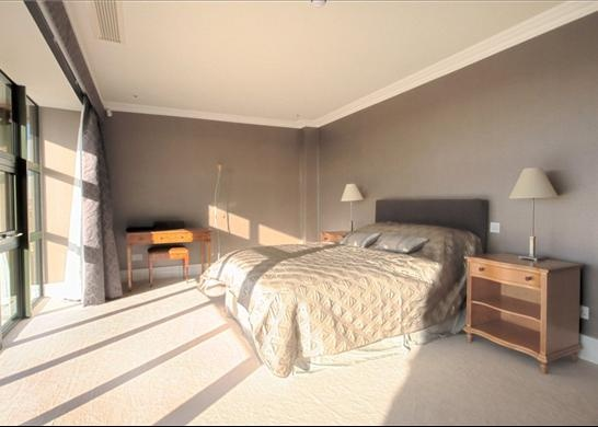 Liking dove grey for a bedroom colour. Perhaps on an accent wall, with muted lilac/purple accents