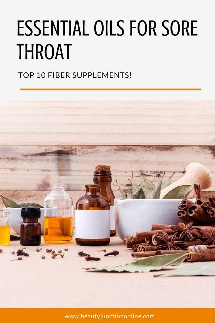 Comment utiliser l'huile essentielle pour soulager les maux de gorge!   – Healthy Living