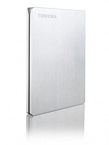 Toshiba HDTD210ESMEA 1TB Canvio Slim for Mac USB 3 0 2 5