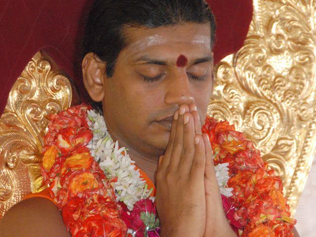 Paramahamsa Sri Nithyananda Swamiji