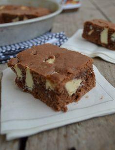 Super easy, fast Nutella Brownies (only 4 ingredients) συνταγή νουτέλα cool artisan Γαβριήλ Νικολαίδης