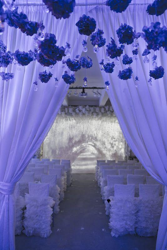 Preston Bailey themed weddings | Wedding Talk: Preston Bailey's Wedding Details