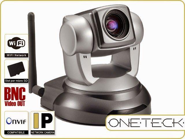 IP camera completamente integrate nei sistemi di sicurezza