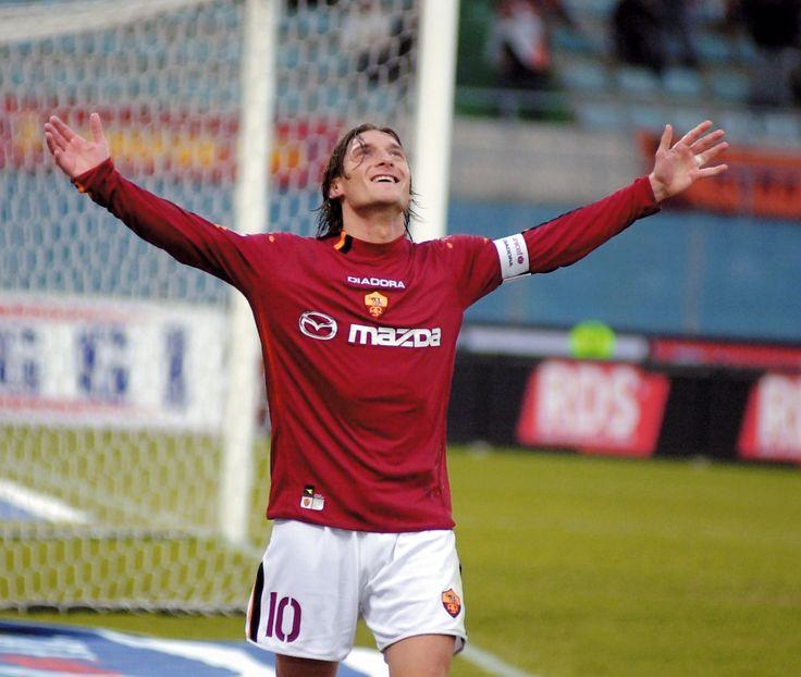 Totti, recordman anche nei videogiochi: è l'unico superstite di Fifa 96 - http://www.maidirecalcio.com/2015/12/08/totti-fifa-96.html